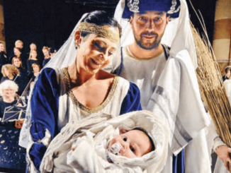 Speciale Natale: la Natività sotto le Torri