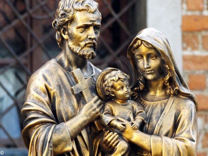 La Famiglia di Nazaret e le nostre famiglie 1