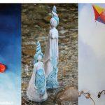 Prosegue a Cherasco la mostra di Antonella Tavella e Persea