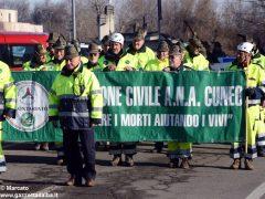 Domenica 28, ad Alba, gli Alpini hanno ricordato la ritirata di Russia 10