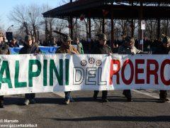 Domenica 28, ad Alba, gli Alpini hanno ricordato la ritirata di Russia 11