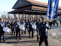 Domenica 28, ad Alba, gli Alpini hanno ricordato la ritirata di Russia 14
