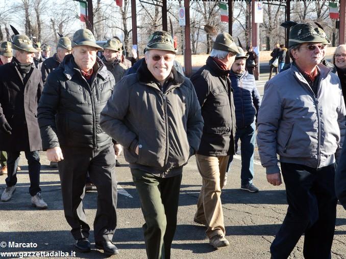 Alpini Alba ricordano la ritirata di Russia (17)