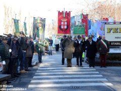Domenica 28, ad Alba, gli Alpini hanno ricordato la ritirata di Russia 18