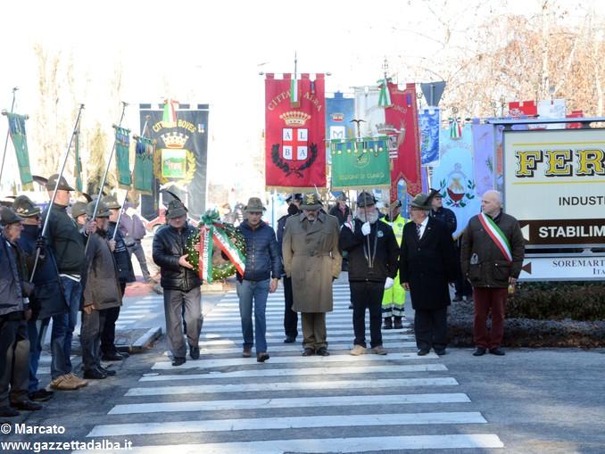 Alpini Alba ricordano la ritirata di Russia (20)