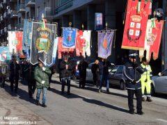 Domenica 28, ad Alba, gli Alpini hanno ricordato la ritirata di Russia 25