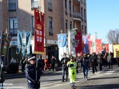 Domenica 28, ad Alba, gli Alpini hanno ricordato la ritirata di Russia 26