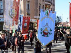 Domenica 28, ad Alba, gli Alpini hanno ricordato la ritirata di Russia 27