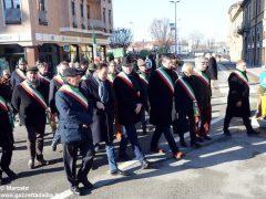 Domenica 28, ad Alba, gli Alpini hanno ricordato la ritirata di Russia 28