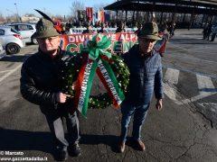 Domenica 28, ad Alba, gli Alpini hanno ricordato la ritirata di Russia 2