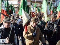 Domenica 28, ad Alba, gli Alpini hanno ricordato la ritirata di Russia 29