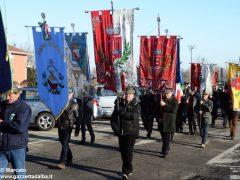 Domenica 28, ad Alba, gli Alpini hanno ricordato la ritirata di Russia 7