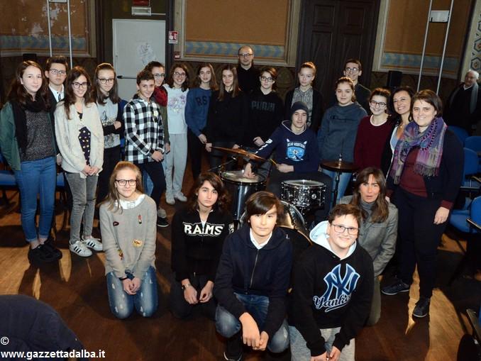Da Vinci musicale Gruppo per prove liceo musicale – 1