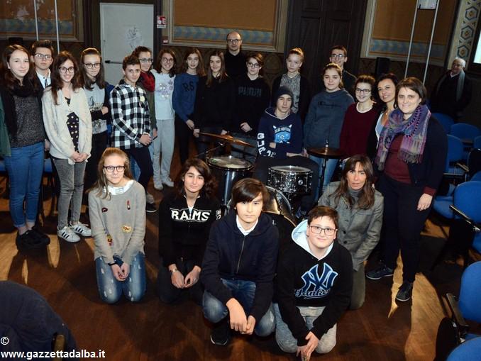 Da Vinci musicale Gruppo per prove liceo musicale 2