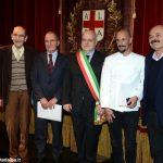 La Medaglia d'oro di Alba a Bianco, Cerruti, Crippa e Farinetti