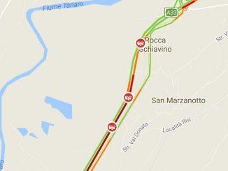 Grave incidente tra Isola d'Asti e Asti. Coinvolti più veicoli