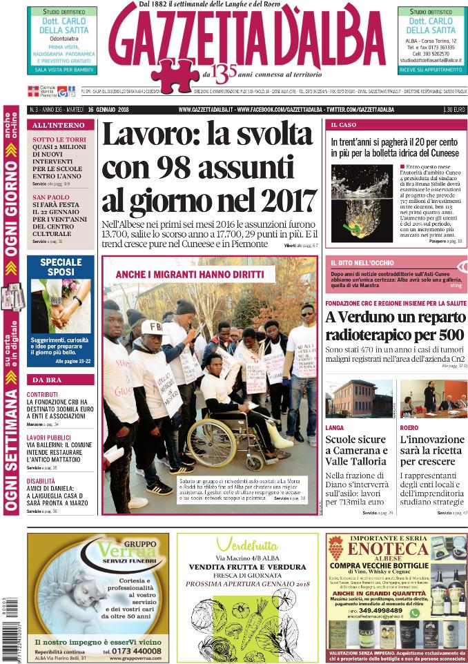 Prima_pagina_Gazzetta_dAlba_n_03_2018