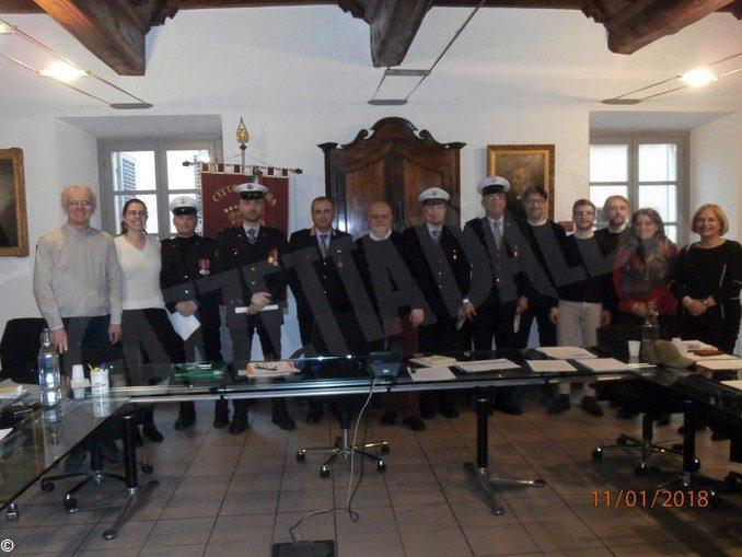 Encomio a quattro agenti della Municipale di Alba
