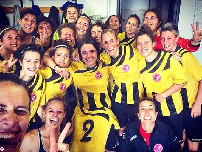 Calcio femminile: il derby di Coppa va all'Area calcio