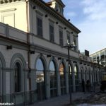 Lavori alla stazione ferroviaria di Bra: rinnovato il bar