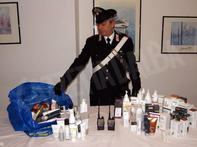 carabinieri canelli refurtiva