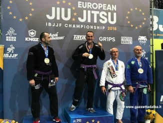 Il braidese Fabio Carnebianca campione europeo Jiu Jitsu