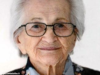 Montà piange Angelina, ultima nipote del canonico Francesco Chiesa