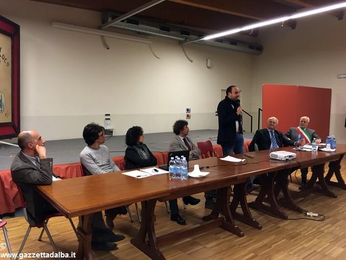 foto incontro progetti innovazione a Piobesi