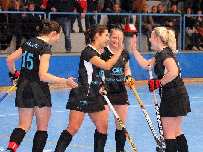 Hockey indoor: poker di successi per Lorenzoni che qualifica prima squadra e under 16 alle finali scudetto