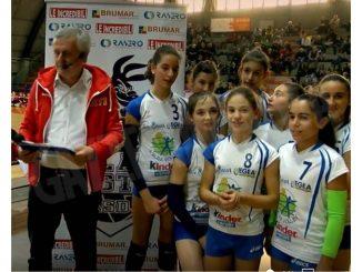 Pallavolo: L'Alba volley under 13 vince per la terza volta ad Asti