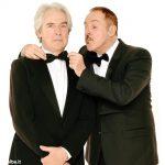 Tullio Solenghi e Massimo Lopez al Sociale con le loro celebri imitazioni