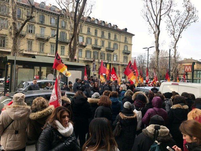 Oggi gli insegnanti diplomati manifestano