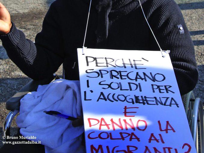 In marcia i migranti chiedono più integrazione e meno sfruttamento 3