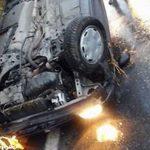 Neive: 4 incidenti in un giorno. Moto investe Carabiniere impegnato nei rilievi