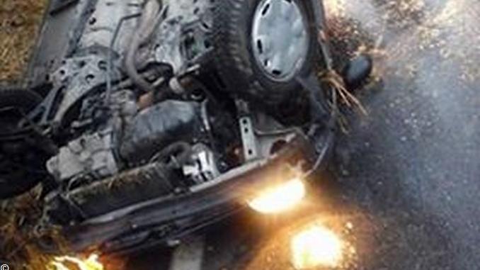 Neive: tre incidenti in 3 ore. Moto investe i Carabinieri impegnati nei rilievi 1
