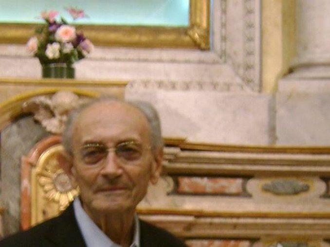 Ultimo saluto dei braidesi a padre Giovanni Battista Bergesio