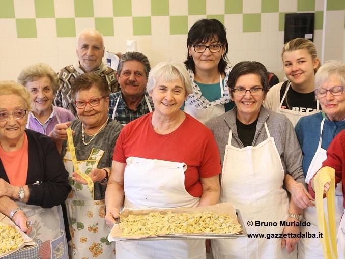 La cuoca Gemma Boeri in onda a Striscia la Notizia venerdì 12 gennaio