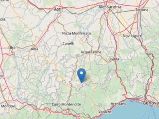 Registrata scossa di terremoto tra il Piemonte e la Liguria