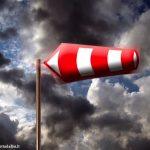 Piemonte: vento forte con raffiche fino a 200 chilometri orari