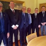 Cuneo-Tirana: onorevole albanese in visita alla fondazione Ferrero