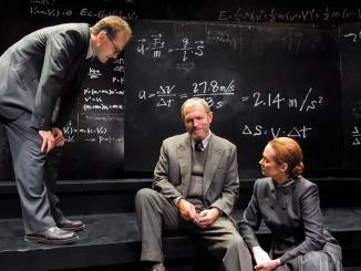 Umberto Orsini al Sociale di Alba con Copenaghen 1