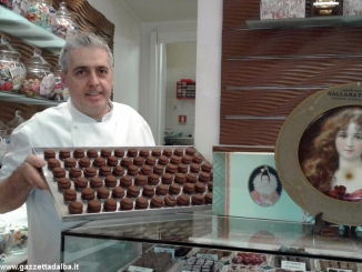 La pasticceria Sacchero di Canale protagonista di Striscia la notizia venerdì 16 febbraio