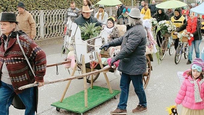 In 14 feste nel Roero dolci bugie, maschere e coriandoli