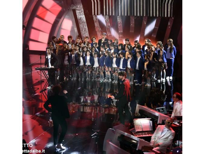 Il piccolo coro dell'Antoniano di Bologna
