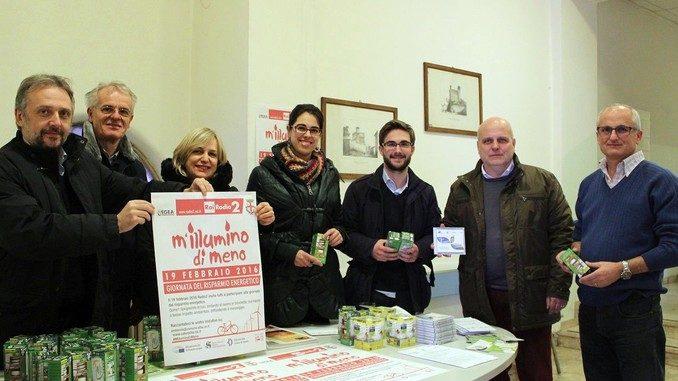 """Venerdì 23 Alba aderirà a M'illumino di meno"""""""