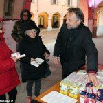 M'illumino di meno: vivace partecipazione degli albesi alla nona edizione