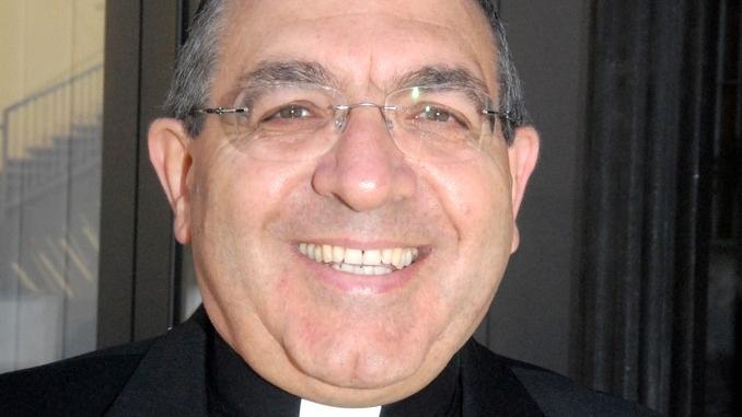 """Don Dino Negro racconta i """"lavori in corso"""" in parrocchia 1"""