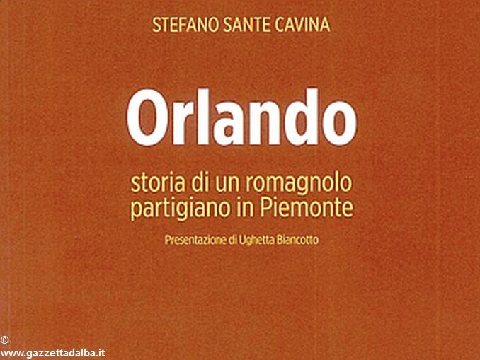 Orlando Cavina libro