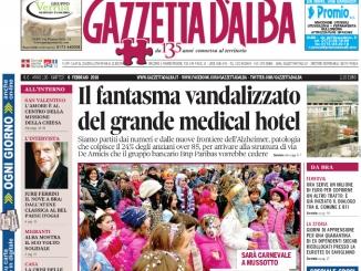 La copertina di Gazzetta in edicola martedì 6 febbraio