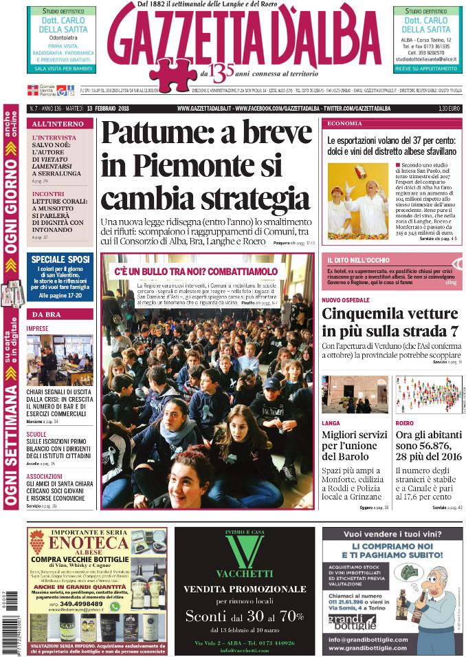 Prima_pagina_Gazzetta_dAlba_n_07-2018